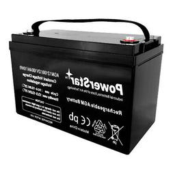 12V 100ah 100 Amp Hour Sealed AGM Rechargeable Deep Cycle Ba