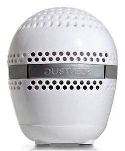 Slatkin & Co. White Scentbug France Oil Fan Diffuser WHITE
