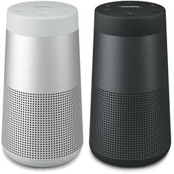 Bose SoundLink Revolve Portable Bluetooth Speaker, True 360