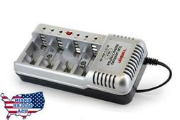 Tenergy T-1199B Universal Ni-MH Battery Charger With Timer C