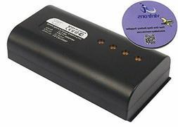 vintrons  Bundle - 3600mAh Battery for Crestron SmarTouch 15