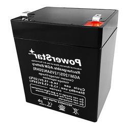 Trailer Break Away Kit Battery 5ah 12 volt 12v by POWERSTAR