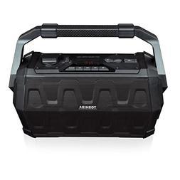 Toshiba TY-ASC20 Trolley Wireless Bluetooth Speaker: Recharg