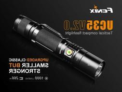Fenix UC35 V2.0 1000 Lumen Rechargeable LED Flashlight 18650