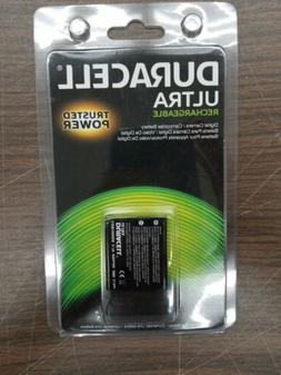 Duracell Ultra Rechargeable Camera Camcorder Battery 3.7v 80