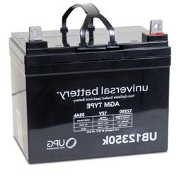 UPG UB12350 12V 35AH SLA Battery Replacement for Clore Autom