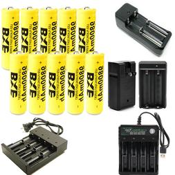USA 18650 Battery 9800mAh Battery 3.7V Rechargeable Battery
