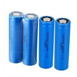 USA 4PCS ICR 18650 3.7V 2200mAH Li-ion Rechargeable Battery
