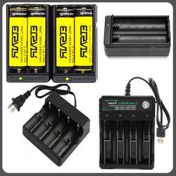 USA 9900mAh Rechargeable 18650 Battery 3.7V Li-ion Batteries
