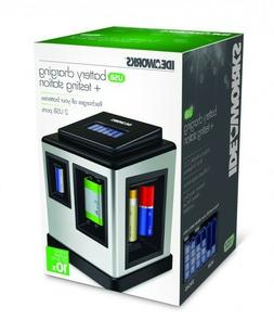 USB Battery Charging Testing Station Charger Charge Regular