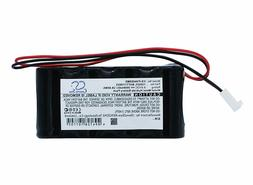 VINTRONS 120023 Replacement Battery  For FRESENIUS Volumed