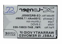 VINTRONS, BAT-53861-003,PM1, Battery for BlackBerry Z5,