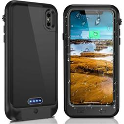Waterproof Rechargeable Charger Battery Case Cover Protector