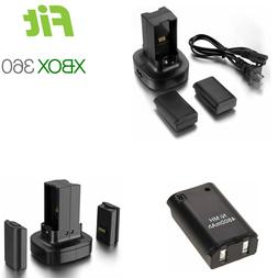 Xbox 360 Wireless Controller Rechargeable Battery Pack USB C