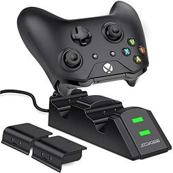 Xbox one Controller Charger 2 x 800mAh Rechargeable Battery