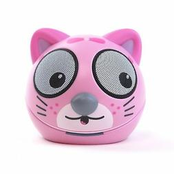Zoo Tunes Mobile Bluetooth Speaker - Kitty