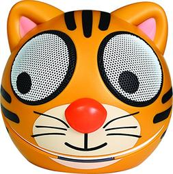 Zoo Tunes Mobile Bluetooth Speaker - Tiger